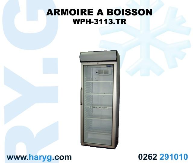 Armoire meuble froid congelateur la clim for Meuble a boisson