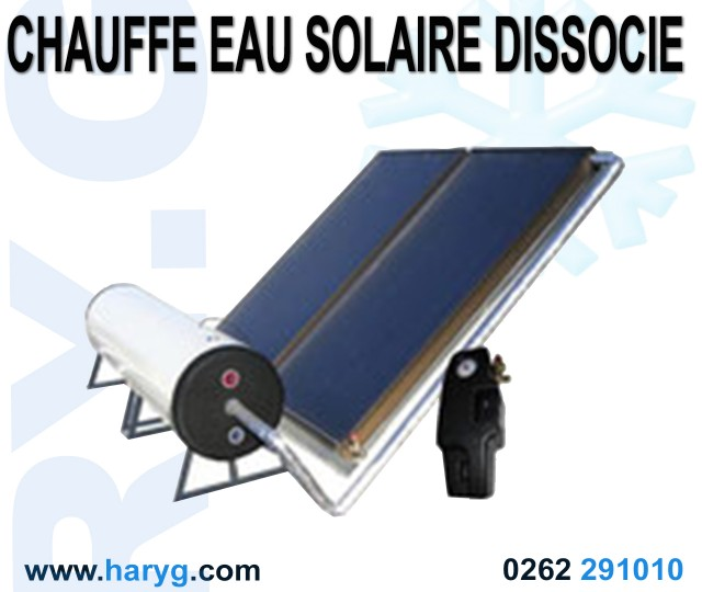 chauffe eau solaire syrius dissocie 300 l pos pour 4 a. Black Bedroom Furniture Sets. Home Design Ideas