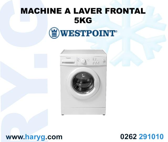 machine a laver frontal westpoint wmi 5614 hr 5kg. Black Bedroom Furniture Sets. Home Design Ideas